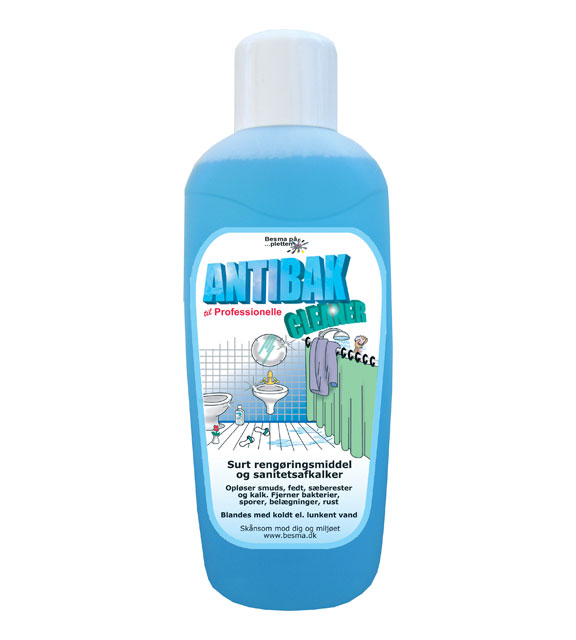 Antibak Cleaner